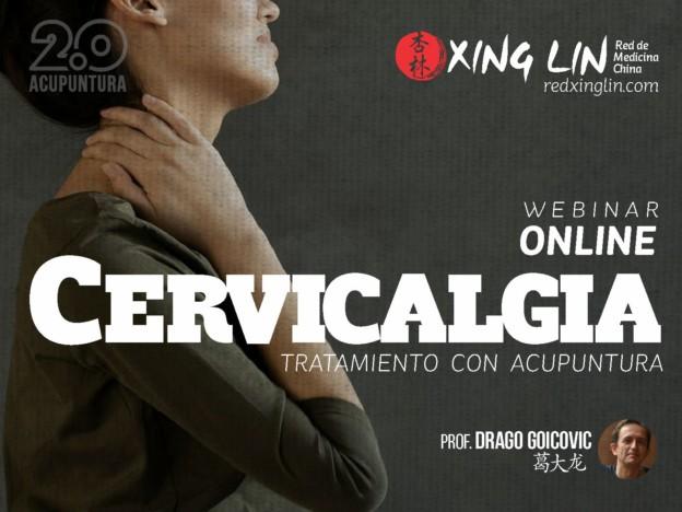 Webinar Tratamiento de Cervicalgia con Acupuntura course image