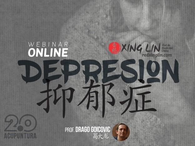 Webinar Tratamiento de Depresión con Acupuntura course image