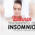 Webinar Tratamiento del Insomnio con MTC