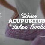 Webinar Tratamiento de dolor lumbar con Acupuntura