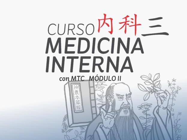Curso de Medicina Interna con Medicina China (Módulo III) course image