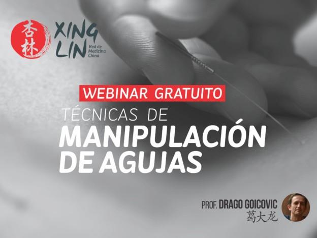 Webinar GRATUITO Técnicas de Manipulación de Agujas course image