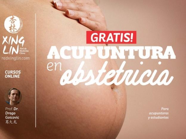 Webinar Obstetricia con Acupuntura course image
