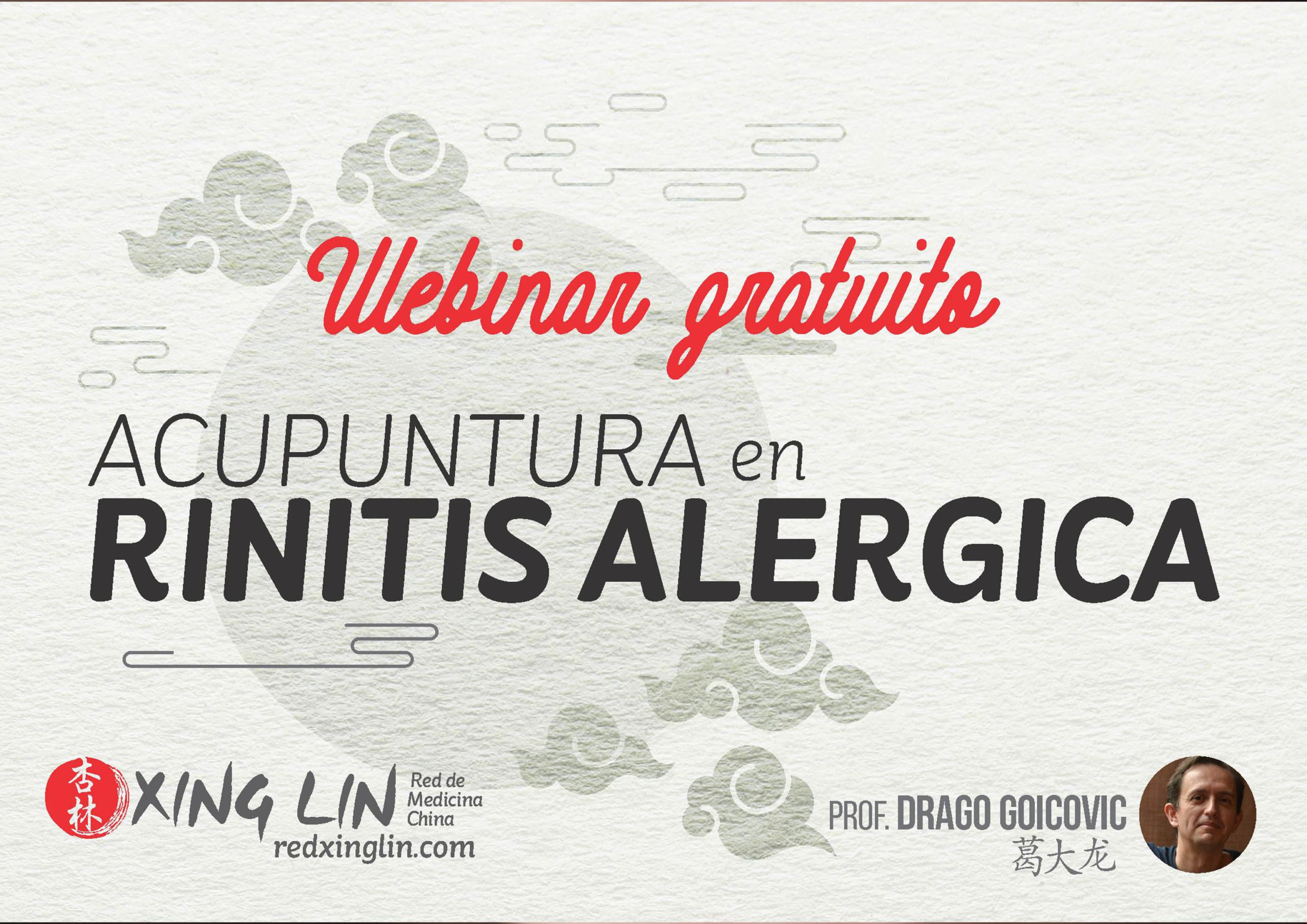 WEBINAR GRATUITO RINITIS