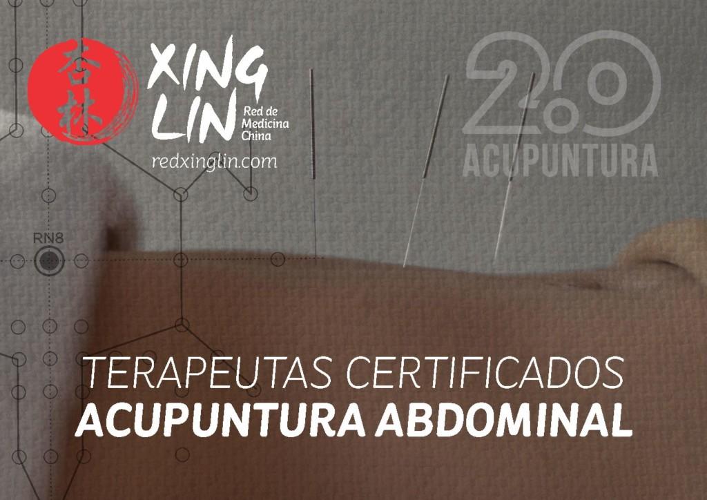Terapeutas Certificados por Red XingLin